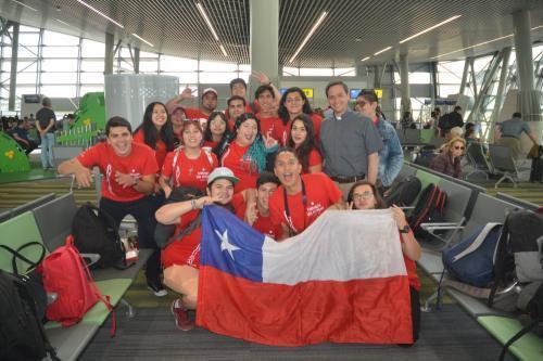 Pastoral del 1% apoya a jóvenes para viajar a la JMJ Panamá